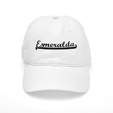 Black jersey: Esmeralda Baseball Cap