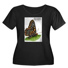 Baltimore Checkerspot Butterfly T