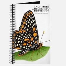 Baltimore Checkerspot Butterfly Journal
