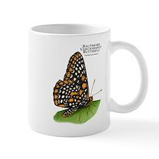 Baltimore Checkerspot Butterfly Mug