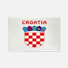 Croatia Coat of arms Rectangle Magnet