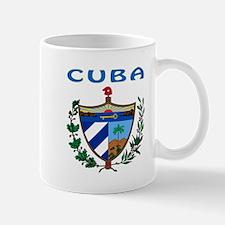 Cuba Coat of arms Mug