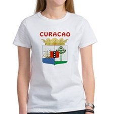 Curacao Coat of arms Tee