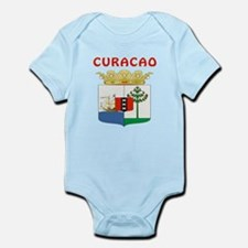 Curacao Coat of arms Infant Bodysuit
