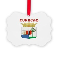 Curacao Coat of arms Ornament