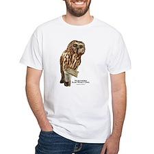 Northern Saw-Whet Owl Shirt