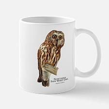 Northern Saw-Whet Owl Mug