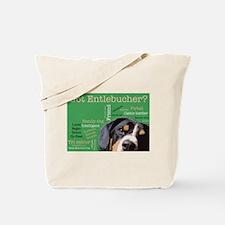 Got Entlebucher? Woof Cloud Tote Bag