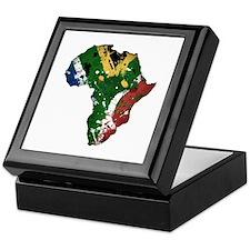 Afrika Graffiti Keepsake Box