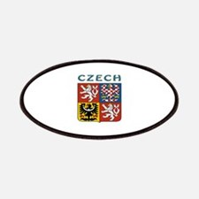 Czech Coat of arms Patches