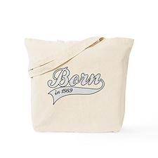Born in 1989 - Birthday Tote Bag