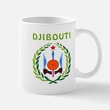 Djibouti Coat of arms Mug