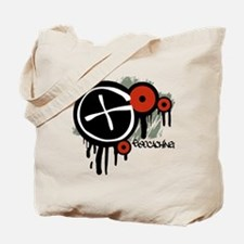 Geocaching Vector Design Tote Bag
