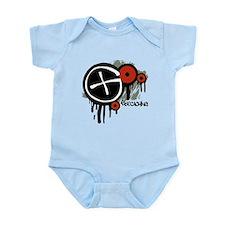 Geocaching Vector Design Infant Bodysuit