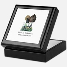 High Morel Standards Keepsake Box