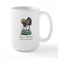 High Morel Standards Mug