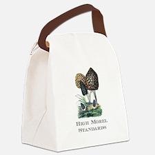 High Morel Standards Canvas Lunch Bag