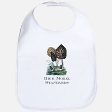 High Morel Standards Bib