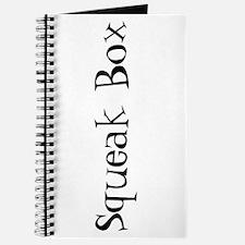 Squeak Box Journal