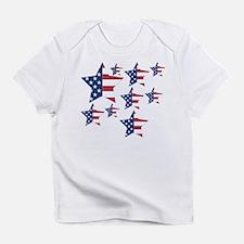 Cute 4th of july Infant T-Shirt