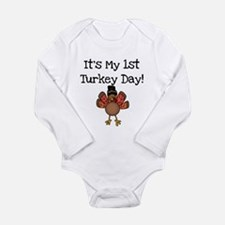 1st Turkey Day Body Suit