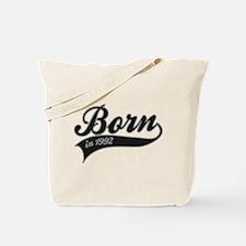 Born in 1992 - Birthday Tote Bag