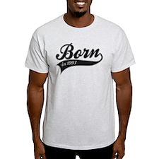 Born in 1993 - Birthday T-Shirt