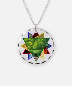 Earth Element Star Necklace