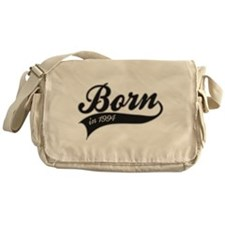 Born in 1994 - Birthday Messenger Bag