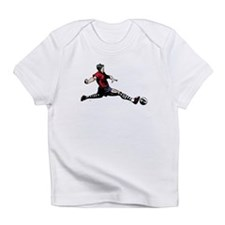 Soccer Kick Infant T-Shirt
