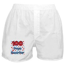 100 Days Smarter Boxer Shorts