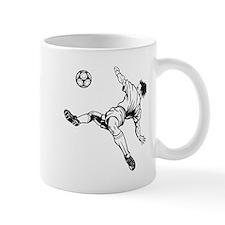 Soccer Bicycle Kick Mug