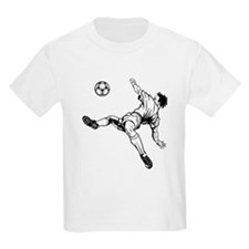 Soccer Bicycle Kick T-Shirt