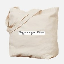 Squeeze Box Tote Bag