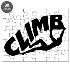 Rock Bouldering Puzzle