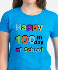 Happy 100th Day of School Tee