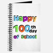 Happy 100th Day of School Journal
