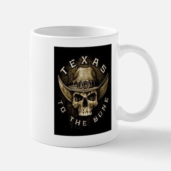 Texas to the bone Mug