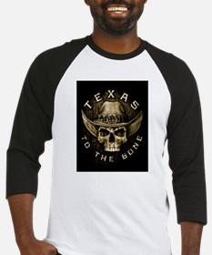 Texas to the bone Baseball Jersey