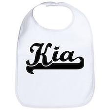 Black jersey: Kia Bib
