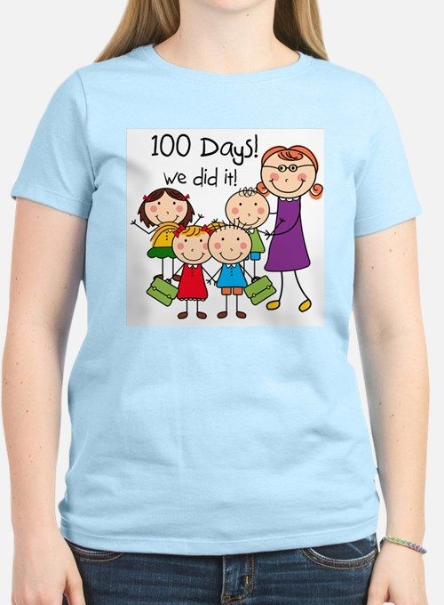 100 days of school t shirts shirts tees custom 100 for Custom school t shirts