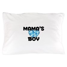 Mamas Boy Pillow Case