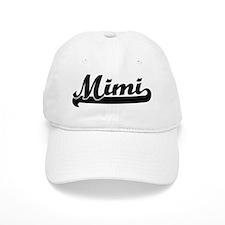 Black jersey: Mimi Baseball Cap