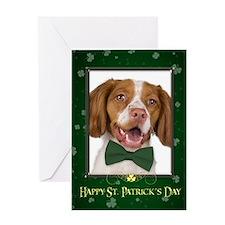 Brittany St. Patricks Card