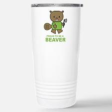 Unique Beavers Travel Mug