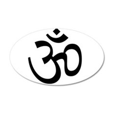 Om Wall Decal