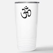 Om Travel Mug