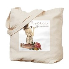 Vintage Romance Mother of the Groom Tote Bag