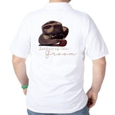 Vintage Romance Father of the Groom T-Shirt