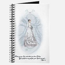 Something Blue Wedding Journal